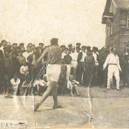 Страницы истории: легкая атлетика на Сахалине 80 лет назад