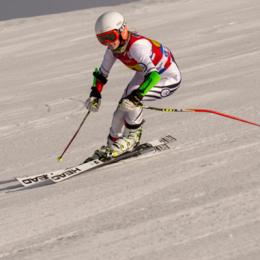 Анна Шухова – серебряный призер в специальном слаломе на этапе Кубка страны