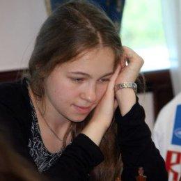 Дарья Хохлова сыграла вничью с рейтинг-лидером высшей лиги чемпионата России