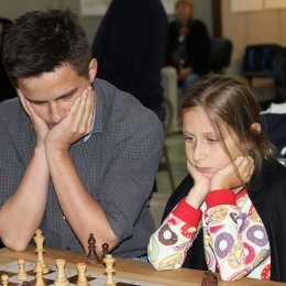 В Южно-Сахалинске прошёл первый в истории турнир по парным шахматам