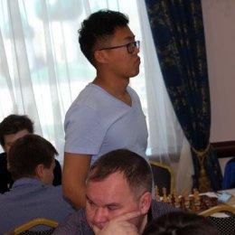 Константин Сек выиграл чемпионат Южно-Сахалинска по молниеносной игре в шахматы