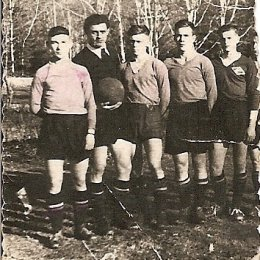 Сахалинский футбол 70 лет назад