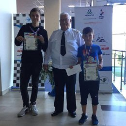 Сахалинские шахматисты завоевали серебряную и бронзовую медали этапа детского Кубка России