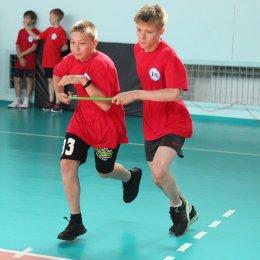 Сахалинские волейболисты тренируются в Комсомольске-на-Амуре