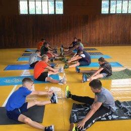 Тренировки в «Отраде»