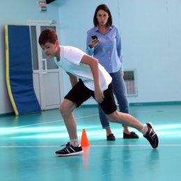 Желающие заниматься волейболом сдали тестовые испытания