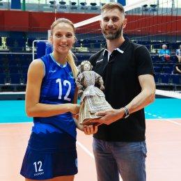 «Сахалин» занял третье место в международном турнире