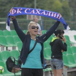 «Сахалин» победил в Омске и практически обеспечил себе первое место