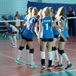 Команда «СШ по волейболу» заняла первое место на отрытом первенстве Приморского края