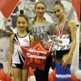 Дарья Парфентьева выиграла чемпионат ДФО