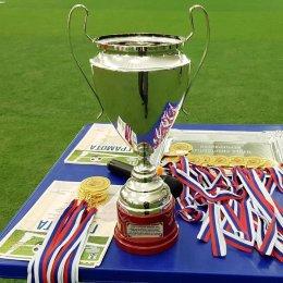 «Арсенал» стал победителем турнира в Тымовске