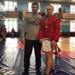 Софья Мирошниченко проходит УТС в составе юниорской сборной команды России
