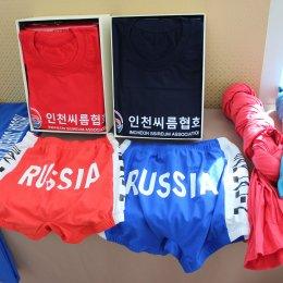 В Макарове состоялись открытые соревнования по национальной корейской борьбе ссирым