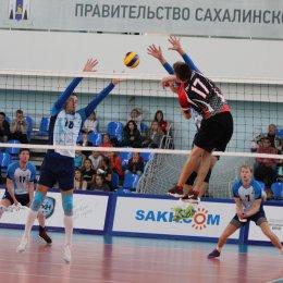 «Элвари-Сахалин» (Южно-Сахалинск) VS. «Кристалл» (Воронеж)