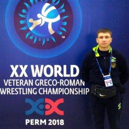 Островной борец занял седьмое место на чемпионате мира среди ветеранов