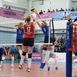 «Сахалин» не сумел прервать серию поражений