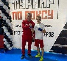 Константин Кубарев стал бронзовым призером турнира на Камчатке