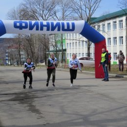 Эстафета, волейбол и дартс: праздничная программа в Александровске-Сахалинском