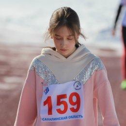 Сахалинские легкоатлеты проверили свои силы перед выездными соревнованиями