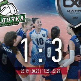 «Сахалин» одержал вторую победу подряд