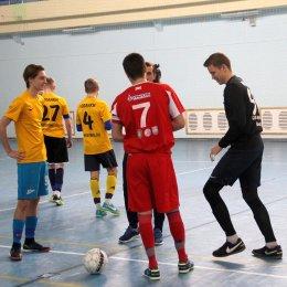 Главный приз мини-футбольного турнира «Снеговик» завоевали хозяева площадки
