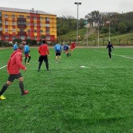 «Строитель» выиграл районный турнир в Углегорске