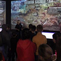 Юные дзюдоисты посетили Исторический парк