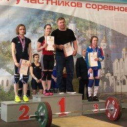 Холмчанка Анастасия Корчагина завоевала золотую медаль первенства России