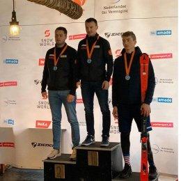 Александр Алябьев занял второе место на соревнованиях в Нидерландах