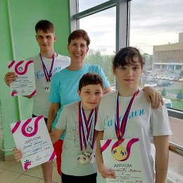 Сахалинские атлеты завоевали восемь медалей Всероссийской Спартакиады Специальной Олимпиады