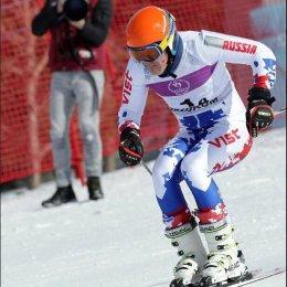 Сахалинские горнолыжники заняли пятое место в командном зачете Кубка России