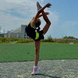 Островные гимнастки готовятся к всероссийским соревнованиям