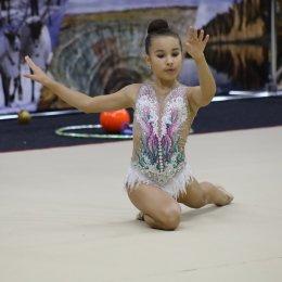 В Южно-Сахалинске прошло открытое первенство города по художественной гимнастике