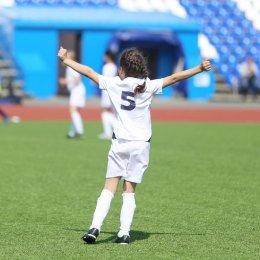 «Сахалиночка» стала победителем турнира по футболу
