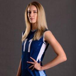 Таисия Коновалова обновила клубный рекорд «Сахалина»