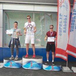 Сахалинские горнолыжники завоевали две медали всероссийских соревнований