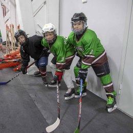 В островной столице определились финалисты турнира «Мое хоккейное лето»