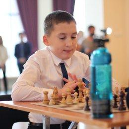 Артем Хуснулгатин за два тура до финиша занимает третье место на этапе детского Кубка России