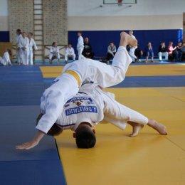 Спортсмены из шести городов приняли участие в юношеском первенстве области по дзюдо