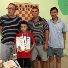 Михаил Бамбизо занял второе место на блиц-турнире в Анапе