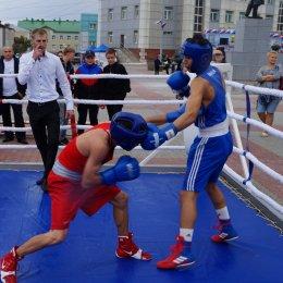 В Невельске прошел открытый турнир по боксу, посвященный празднованию Дня города