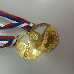 Евгений Мошенин и Дана Спицына стали чемпионами России по танцевальному спорту