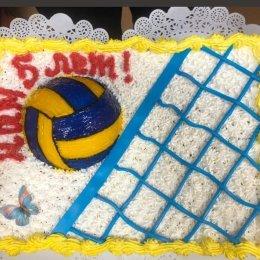 Команда «СШ по волейболу» выиграла районный турнир в Шахтерске