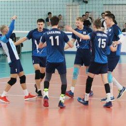 «Элвари-Сахалин» впервые стал призером чемпионата России по волейболу