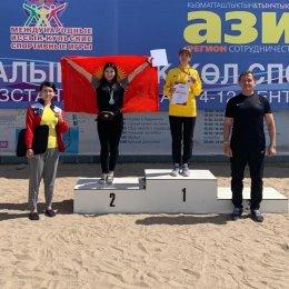 Островные атлеты завоевали несколько медалей на фестивале в Киргизии