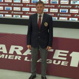 Григорий Ефремов принял участие в судействе международных соревнований