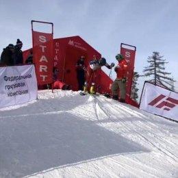 Алексей Жилин стал серебряным призером этапа Кубка России