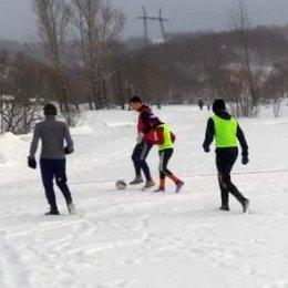 В первой столице острова начался зимний Кубок по мини-футболу