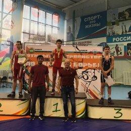 Сахалинские «вольники» привезли семь медалей с открытого первенства Благовещенска