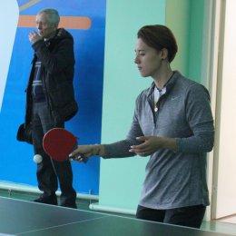 Представители «СШ ЛВС» выиграли состязания по настольному теннису в рамках Спартакиады минспорта